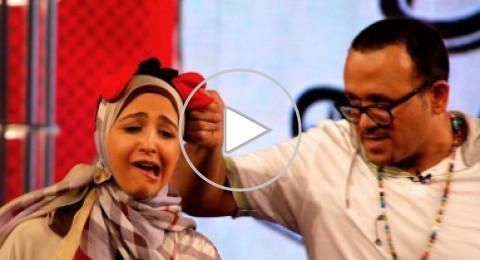 حنان ترك وهشام عباس في